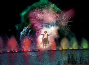 espectáculos isla magica