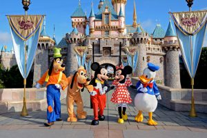 embarazadas Disneyland Paris