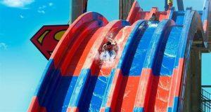 atracciones parque warner beach